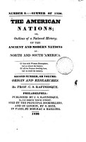 The American nations  or  Outlines of their general history  ancient and modern PDF