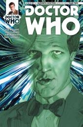 Doctor Who: The Eleventh Doctor #2.13: Fast Asleep