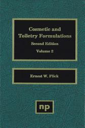 Cosmetic   Toiletry Formulations PDF