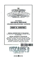 The Overstreet Comic Book Price Guide Book PDF