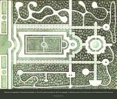 Essai sur la composition et l'ornement des jardins, ou, Recueil de plans de jardins de ville et de campagne, de fabriques propres à leur décoration, et de machines pour élever les eaux