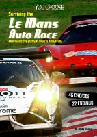 Surviving the Le Mans Auto Marathon PDF