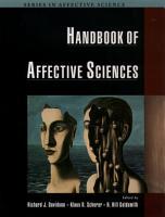 Handbook of Affective Sciences PDF