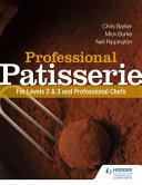 Professional Patisserie