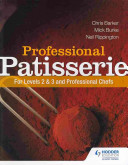 Professional Patisserie Book