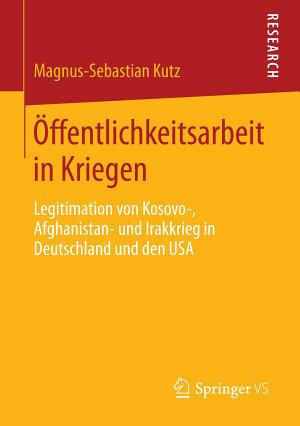 ffentlichkeitsarbeit in Kriegen PDF