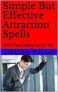 Simple But Effective Attraction Spells