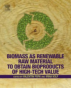 Biomass as Renewable Raw Material to Obtain Bioproducts of High Tech Value