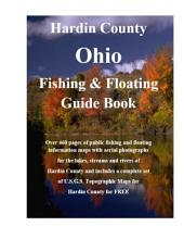Holmes County Ohio Fishing & Floating Guide Book: Complete fishing and floating information for Holmes County Ohio