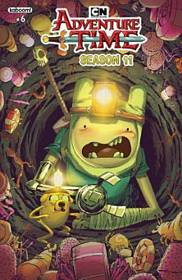 Adventure Time Season 11  6 PDF