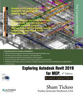 Exploring Autodesk Revit 2019 for MEP  6th Edition PDF