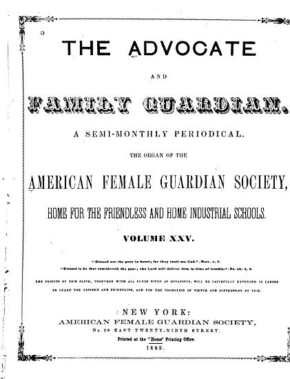 Advocate and Family Guardian PDF