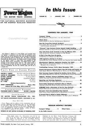 Power Wagon PDF