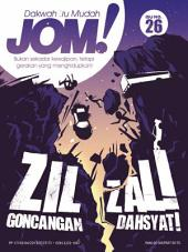 Isu 26 - Majalah Jom!: Zilzal! Goncangan Dahsyat!