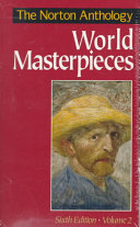The Norton Anthology Of World Masterpieces Book PDF