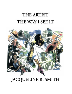 The Artist the Way I See It