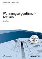 Wohnungseigent  mer Lexikon   inkl  Arbeitshilfen online PDF