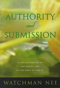 Authority and Submission Book