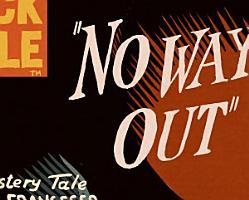 The Black Beetle  No Way Out  1 PDF