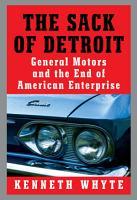 The Sack of Detroit PDF