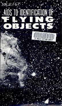 Aids to Identification of Flying Objects PDF