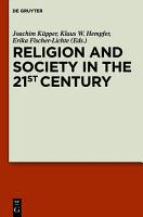 Religion and Society in the 21st Century PDF