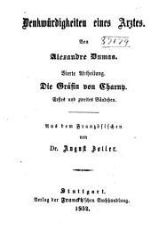Die Gräfin von Charny: Band 1