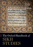 The Oxford Handbook of Sikh Studies PDF