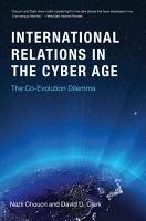 International Relations in the Cyber Age PDF