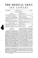 The Medical News and Library PDF