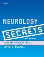 Neurology Secrets E Book PDF