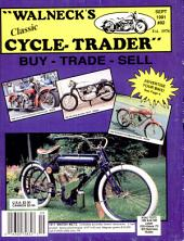 WALNECK'S CLASSIC CYCLE TRADER, SEPTEMBER 1991