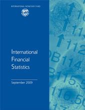 International Financial Statistics, September 2009