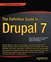 The Definitive Guide to Drupal 7 PDF