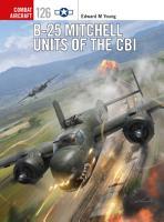 B 25 Mitchell Units of the CBI PDF