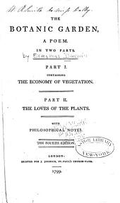 The Botanic Garden: A Poem. In Two Parts, Volume 2