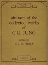 Abstracts of the Collected Works of C.G. Jung