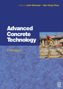 Advanced Concrete Technology: Processes