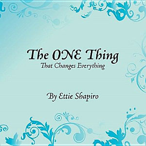 The One Thing  That Changes Everything