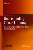 Understanding China   s Economy PDF