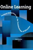 Online Learning PDF