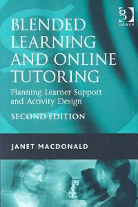 Blended Learning and Online Tutoring Book