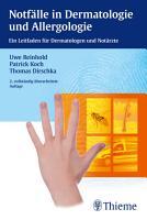 Notf  lle in Dermatologie und Allergologie PDF