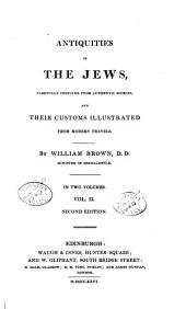 Antiquities of the Jews: Volume 2