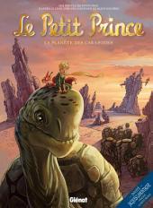 Le Petit Prince T08: La planète des Caropodes