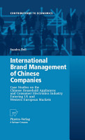 International Brand Management of Chinese Companies PDF
