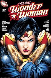 Wonder Woman (2006-) #602