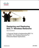 Designing and Deploying 802. 11 Wireless Networks