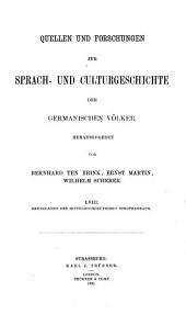 Grundlagen des mittelhochdeutschen Strophenbaus