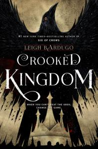 Crooked Kingdom Book